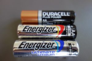 Batteries for my Insulin Pump